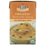 [Dr. Mcdougall`S] Ready To Serve Aseptic Soups Butternut Azteca  At least 95% Organic
