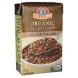 [Dr. Mcdougall`S] Ready To Serve Aseptic Soups French Lentil  At least 95% Organic