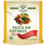 [Lisa`S Kitchen]  Pacific Rim Veg/Gngr Soy Glaze  At least 95% Organic