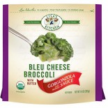 [Lisa`S Kitchen]  Broccoli Floret Gorgnzla Sauce  At least 95% Organic