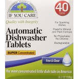 [If You Care]  Dishwasher Tablets