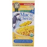 [Pastariso] Gluten Free Rice Cheese Dinners White Rice Yellow Cheese  At least 95% Organic
