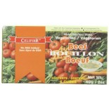 [Celifibr] Gluten Free Soup Cubes Vegetarian Beef