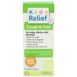 [K.I.D.S] Remedies Cough & Cold, Fruit