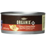 [Castor & Pollux] Organix Cat Food Turkey & Salmon  At least 95% Organic
