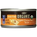 [Castor & Pollux] Organix Grain Free Cat Chicken Pate  At least 95% Organic