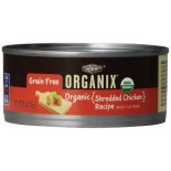 [Castor & Pollux] Organix Grain Free Cat Shredded Chicken  At least 95% Organic