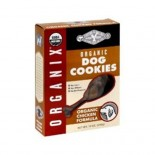 [Castor & Pollux] Organix Dog Treats Cookies, Chicken  At least 95% Organic