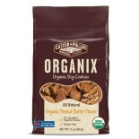 [Castor & Pollux] Organix Dog Treats Cookies, Peanut Butter  At least 95% Organic