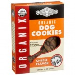 [Castor & Pollux] Organix Dog Treats Cookies, Cheese  At least 95% Organic