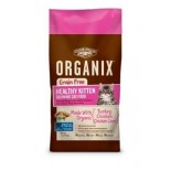 [Castor & Pollux] Organix Grain Free Cat Hlthy Kitten, Trky/Ckn/Ckn Lvr  At least 70% Organic