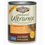 [Castor & Pollux] Ultramix Grain Free Canned Dog Whl Chkn Thigh/Carrot/Swt Pot