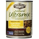 [Castor & Pollux] Ultramix Grain Free Canned Dog Mined Chicken/Bacon/Frsh Tomato