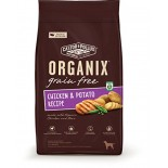 [Castor & Pollux] Organix Grain Free Dog Chicken & Potato Recipe  At least 70% Organic