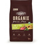 [Castor & Pollux] Organix Dog Treats Grain Free Lamb & Peas  At least 95% Organic