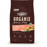 [Castor & Pollux] Organix Dog Treats Grain Free Salmon & Peas  At least 95% Organic