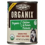 [Castor & Pollux] Organix Grain Free Dog Chicken & Potato  At least 95% Organic