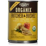 [Castor & Pollux] Organix Butcher & Bushel Grain Free Dog Tender Chicken/Wht Pot/Apple  At least 95% Organic