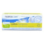 [Natracare] Organic Non-Applicator Tampons Regular