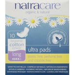[Natracare] Feminine Hygiene Products Ultra Pad w/Wings, Long