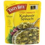 [Tasty Bite] Indian Entrees Spinach, Kashmir
