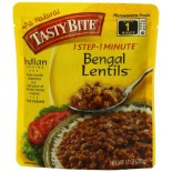 [Tasty Bite] Indian Entrees Lentils, Bengal