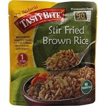 [Tasty Bite] Fully Cooked Rices Stir Fried Brown Rice