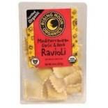 [Rising Moon Organics] Ravioli Vegan Mediterranean Garlic & Herb  At least 95% Organic