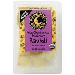 [Rising Moon Organics] Ravioli Wild Chantrelle Mushroom  At least 95% Organic