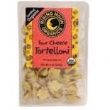 [Rising Moon Organics] Tortellini Four Cheese  At least 95% Organic