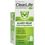 [Clearlife]  Allergy Tablets