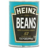 [Heinz] Irish Foods Canned Goods Beans, Baked