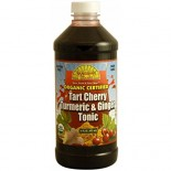 [Dynamic Health Laboratories]  Cherry Turmeric Ginger  At least 95% Organic