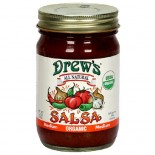 [Drew`S All Natural] Salsa Medium  At least 95% Organic