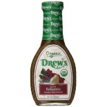 [Drew`S All Natural] Dressing/Marinade Aged Balsamic  At least 95% Organic