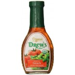 [Drew`S All Natural] Dressing/Marinade Harvest French  At least 95% Organic