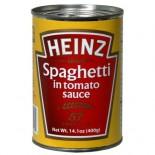 [Heinz] Irish Foods Pasta Spaghetti in Tomato Sauce