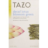 [Tazo] Green Teas Lotus Blossom, Decaf