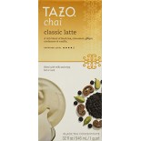 [Tazo] Tea Latte Concentrates Chai