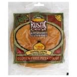 [Rustic Crust]  Napoli WF/GF Herb Pizza Crust 7