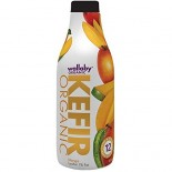 [Wallaby Organic] Kefir Lowfat, Mango  At least 95% Organic