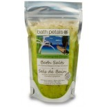 [Bath Petals] Bath Salts - Packets Thai Lemongrass Ginger
