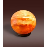 [Evolution Salt Co]  Sphere Crystal Salt Lamp 6