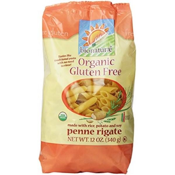 [Bionaturae] Gluten Free Pastas Penne Rigate  100% Organic