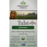 [Organic India] Tulsi Teas - Bags Original  At least 95% Organic