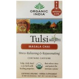 [Organic India] Tulsi Teas - Bags Chai Masala  At least 95% Organic