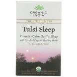 [Organic India] Tulsi Teas - Bags Sleep  At least 95% Organic