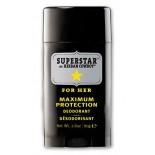[Herban Cowboy] Womens Deodorant Superstar, Maximum Protection