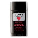 [Herban Cowboy] Womens Deodorant Love Maximum Protection
