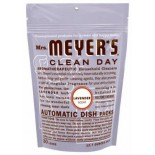 [Mrs Meyers Clean Day] Dishwashing Soaps Automatic, Packs, Lavender
